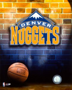 AAGZ202_8x10-2006Logo~Denver-Nuggets-Posters
