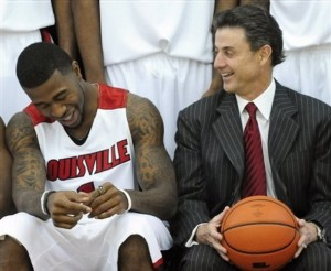 Louisville Media Day Basketball